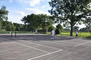 Styal Tennis Club 2013