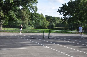 Styal Tennis Club 2013